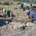 В Ставропольском крае археологи обнаружили десять захоронений бронзового века
