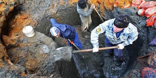 Черные копатели Молдовы