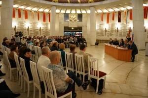 Встреча поисковых отрядов Волгограда