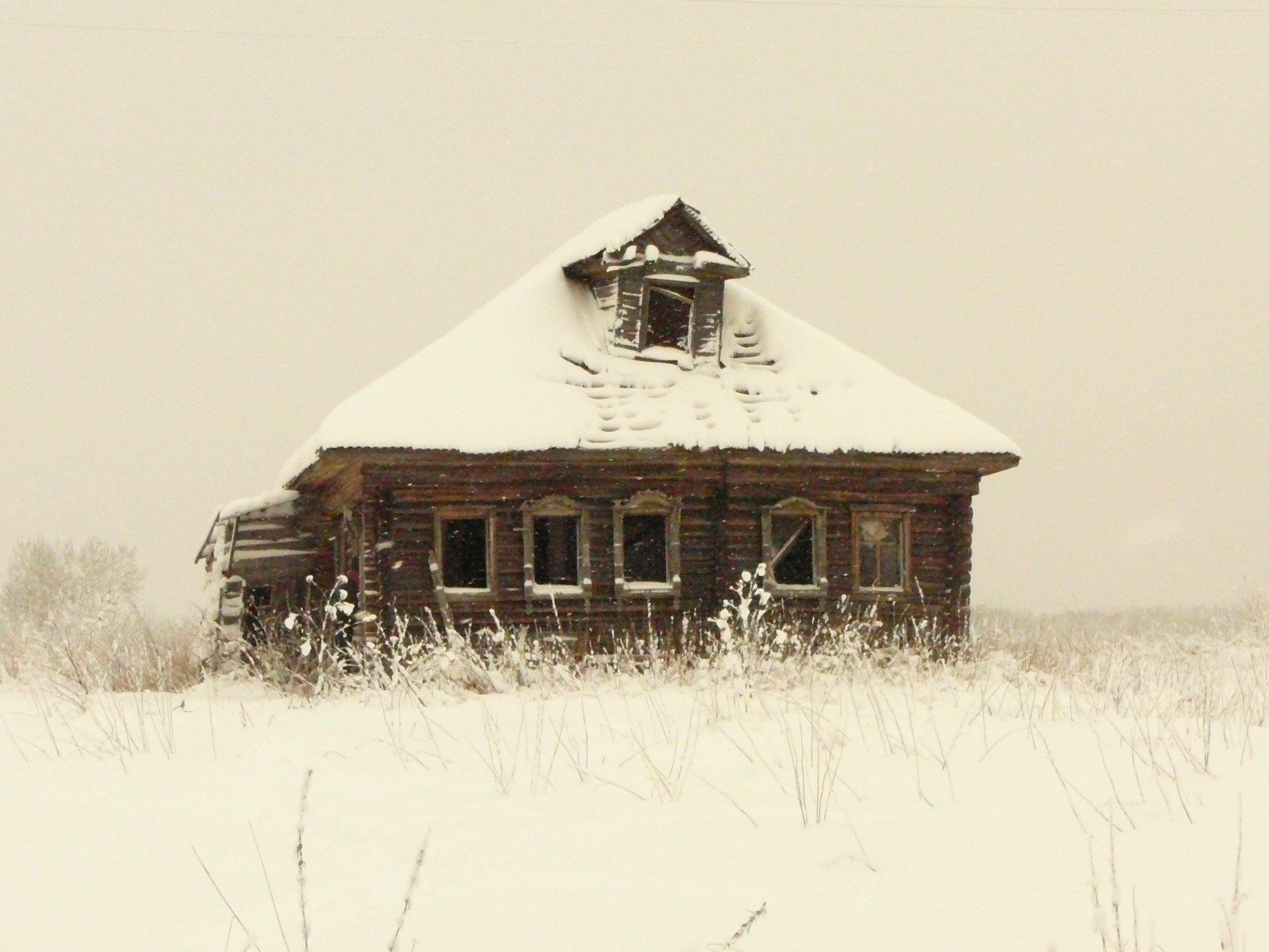 Заброшеный дом