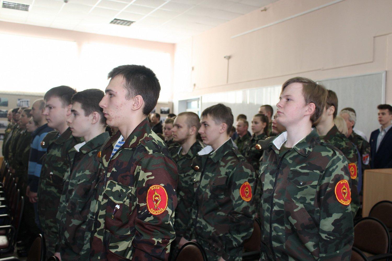 Мастер-классы в Иваново. Подготовка к Вахте Памяти