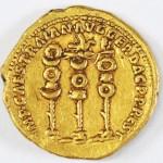 Израильтянка обнаружила крайне редкую золотую монету