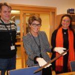 Турист нашел в Норвегии 1200-летний меч викинга