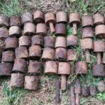 В тайнике под Белгородом сотрудники УФСБ обнаружили боеприпасы