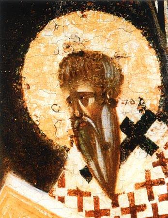 Святитель Иерофей Афинский, епископ, сщмч.