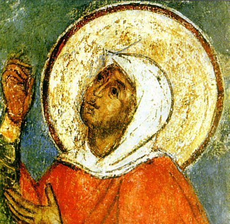 Святая великомученица Евфимия Всехвальная