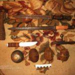 В Волгограде задержан «черный копатель» за продажу оружия и боеприпасов