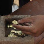 Каменный ковчег с золотыми пластинами обнаружен на острове Ява