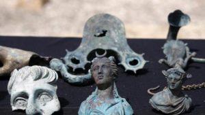 Артефакты римской эпохи