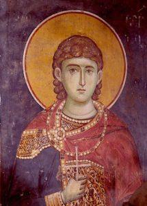 Сергий Римлянин, Росафский, мч.