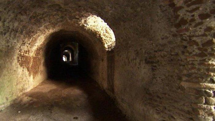 Рабские туннели