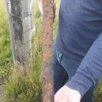 Охотники в Исландии нашли меч викингов X века