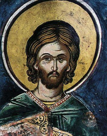 Маркиан Константинопольский, чтец, мч.