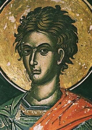Нестор Солунский (Фессалоникийский), мч.
