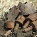 Ростовская область: разминировано несколько десятков боеприпасов времен ВОВ