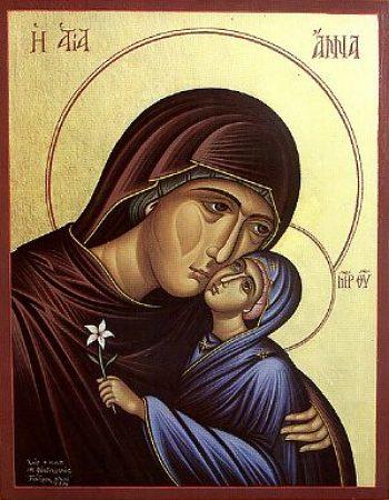 Анна, мать Пресвятой Богородицы