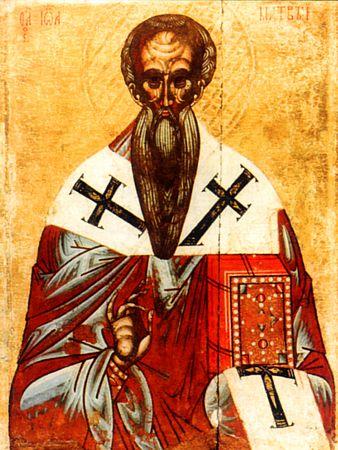 Святитель Иоанн Милостивый, Александрийский, патриарх
