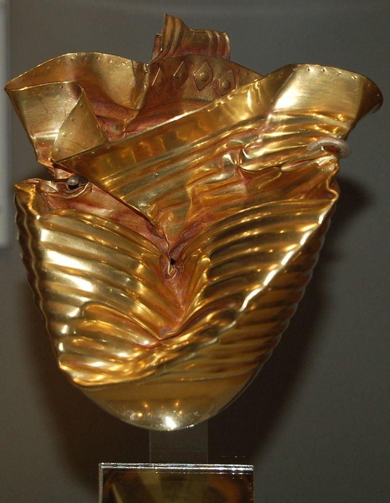 Ринглмирский кубок в экспозиции Британского музей