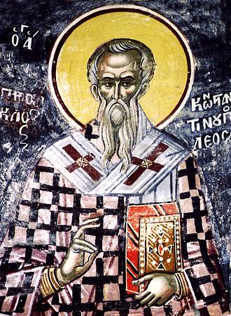 Святитель Прокл Константинопольский, патриарх