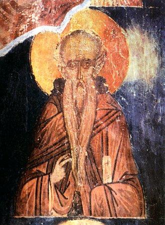 Евфимий Великий, иеромонах