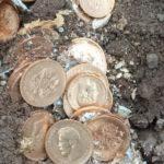Клад золотых монет найден в Курске