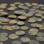 В Дании обнаружен клад средневековых монет